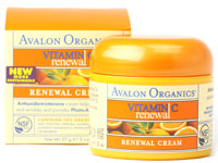 VITAMIN C RENEWAL FACIAL CREME  2 OZ