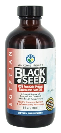 Egyptian Black Seed Oil  8 oz
