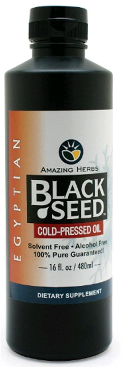 Egyptian Black Seed Oil  16 oz