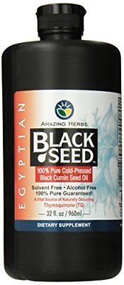 Egyptian Black Seed Oil  32 oz