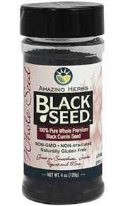 Black Seed Whole Seed  4 oz