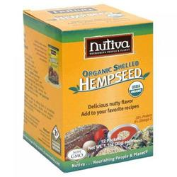 ORGANIC SHELLED HEMPSEED 1.1OZ/12 PACKETS IN A BOX  12 PKT