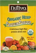RAW ORGANIC HEMP PROTEIN POWDER 12 X 1.1 OZ PACKET
