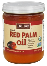 ORGANIC RED PALM OIL  15 OZ