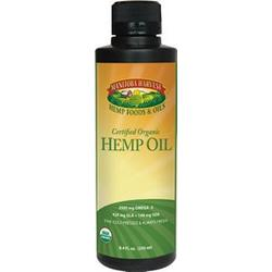 HEMP SEED OIL,OG 8 OZ