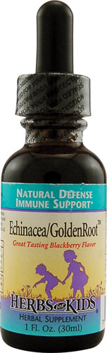 ECHINACEA/GOLDEN ROOT/BLACKBERRY ALCOHOL-FREE  1 OZ
