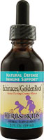 ECHINACEA/GOLDEN ROOT/ORANGE FLAVOR ALCOHOL-FREE  2 OZ