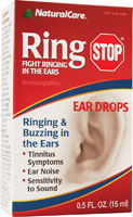 RINGSTOP EAR DROPS .5 OZ