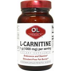 L-CARNITINE 500MG  60 CAP