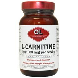 L-CARNITINE 500MG  100 CAP