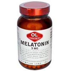 MELATONIN,3 MG 75 CAP