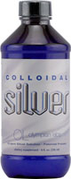 COLLODIAL SILVER 8 OZ