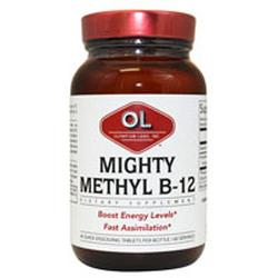 MIGHTY METHYL VITAMIN B 12 SUBLINGUAL  60 TAB