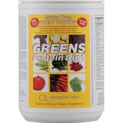GREEN PROTEIN 8 IN 1  388 GM