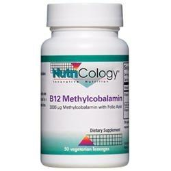 B12 METHYLCOBALAMIN VEGETARIAN LOZENGES  50 LOZ