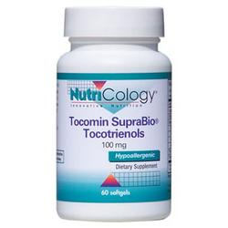 TOCOMIN SUPRABIO TOCTRIENOLS 100MG  60 SOFTGEL