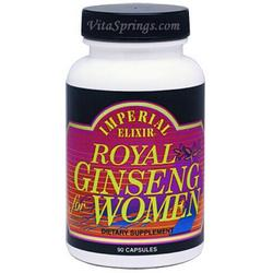 ROYAL GINSENG FOR WOMEN  90 CAPSULE
