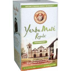 YERBA MATE ROYALE PEPPERMINT TEA  25 BAG