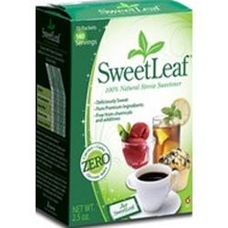 SWEET LEAF SWEETENER 1G PACKETS  70 PKT
