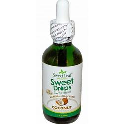 LIQUID STEVIA COCONUT  2 OZ