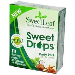 SWEET DROPS PARTY PACK  3 CT