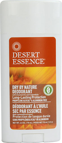 DRY BY NATURE DEODORANT 2.75 OZ