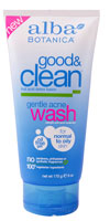 GOOD & CLEAN GENTLE ACNE WASH  6 OZ