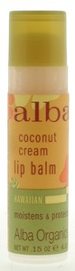 HAWAIIAN COCONUT CREAM LIP BALM  0.15 OZ