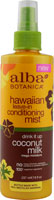 HAWAIIAN DRINK IT UP LEAVE-IN CONDITIONING MIST COCONUT MILK  8 OZ