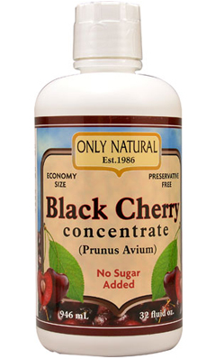 TART CHERRY ORGANIC CONCENTRATE  32 OZ