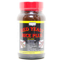RED YEAST RICE PLUS  60 CAPVEGI