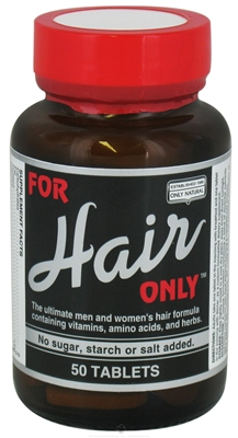 FOR HAIR ONLY  50 TAB