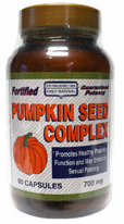 LYCOPENE PUMKIN SEED COMPLEX  90CP