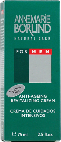 MEN'S ANTI-AGING REVITALIZING CREAM 2.5 OZ