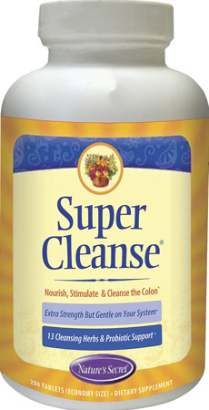 SUPER CLEANSE 200 CP