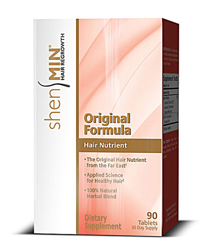 SHEN MIN HAIR NUTRIENT  90 TAB