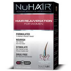 NUHAIR REGROWTH (HAIR GROWTH) FOR WOMENS  60 TAB
