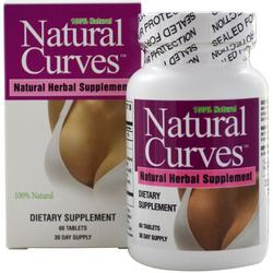 NATURAL CURVES FOR WOMEN 60CP
