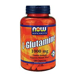 L-GLUTAMINE 1000 MG - 120 CAPS