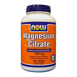 Magnesium Citrate 200 mg  - 250 Tabs
