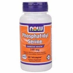 Phosphatidyl Serine + Cholin 100 mg - 60 Gels
