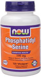 Phosphatidyl Serine + Cholin 100 mg - 120 VCAPS