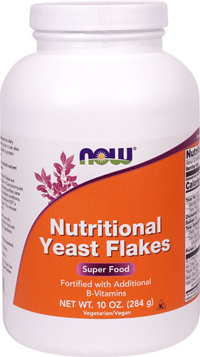 NUTRITIONAL YEAST FLAKES  10 OZ