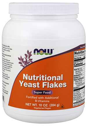 NUTRITIONAL YEAST FLAKES  10 LB