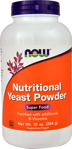 NUTRITIONAL YEAST PWD  10 OZ