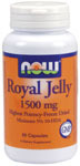 ROYAL JELLY 1500 MG FREEZE DRIED - MIN. 6% 60 CAPS