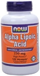 ALPHA LIPOIC ACID 250MG - 120 CAPS