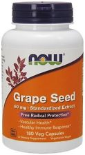 GRAPE SEED ANTI 60MG  180 VCAPS