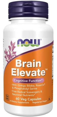 BRAIN ELEVATE FORMULA 60CAPS