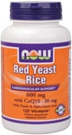 RED YEAST RICE 600MG+COQ10  30MG - 120  VCAPS
